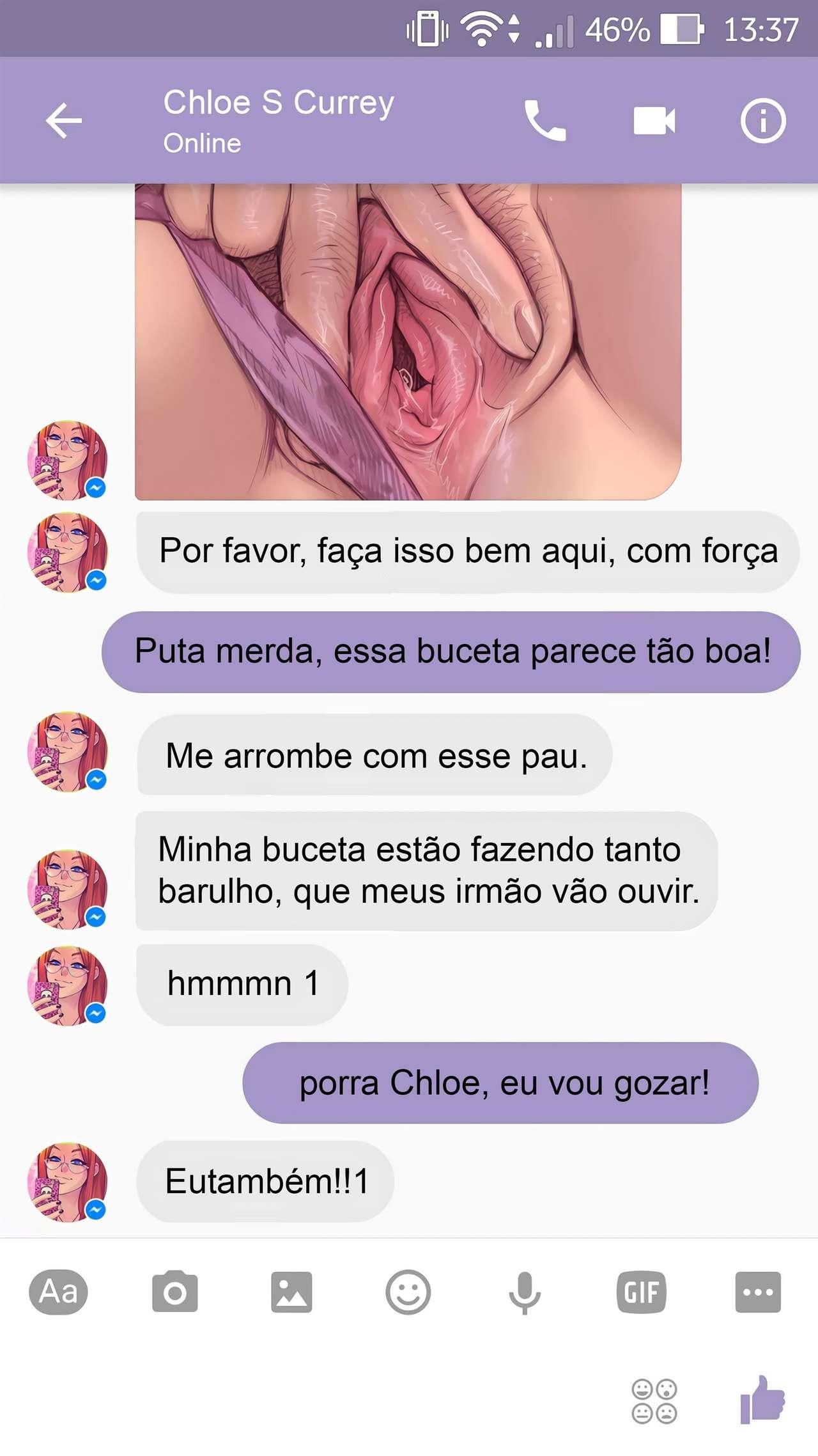 Uma Conversa Com a Chloe
