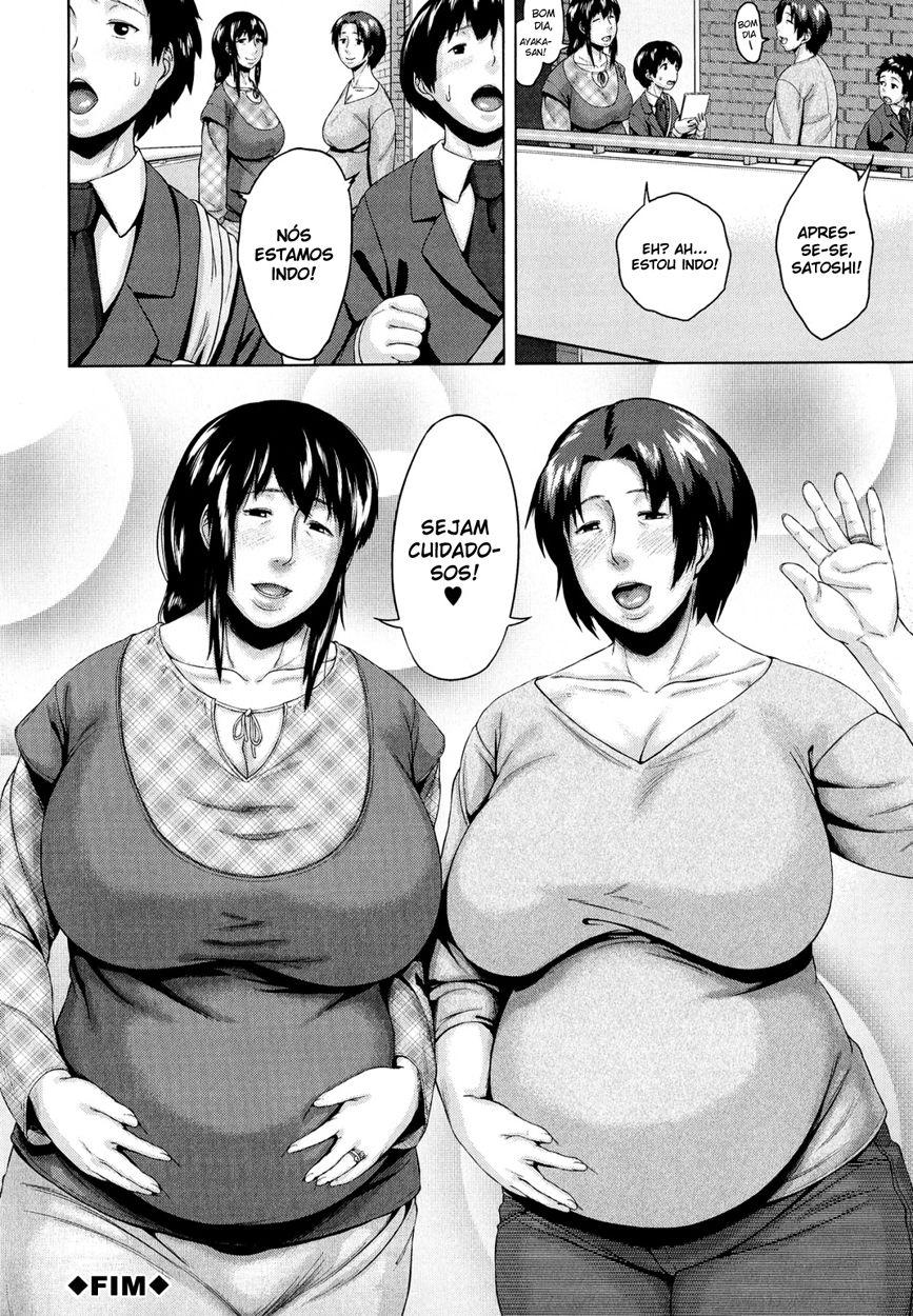 Troca de Mães