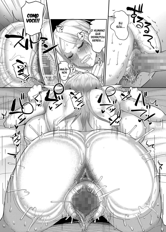 Takabisha Elf Kyousei Konin!!