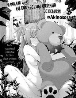 O Dia em Que eu Conheci um Ursinho de Pelúcia