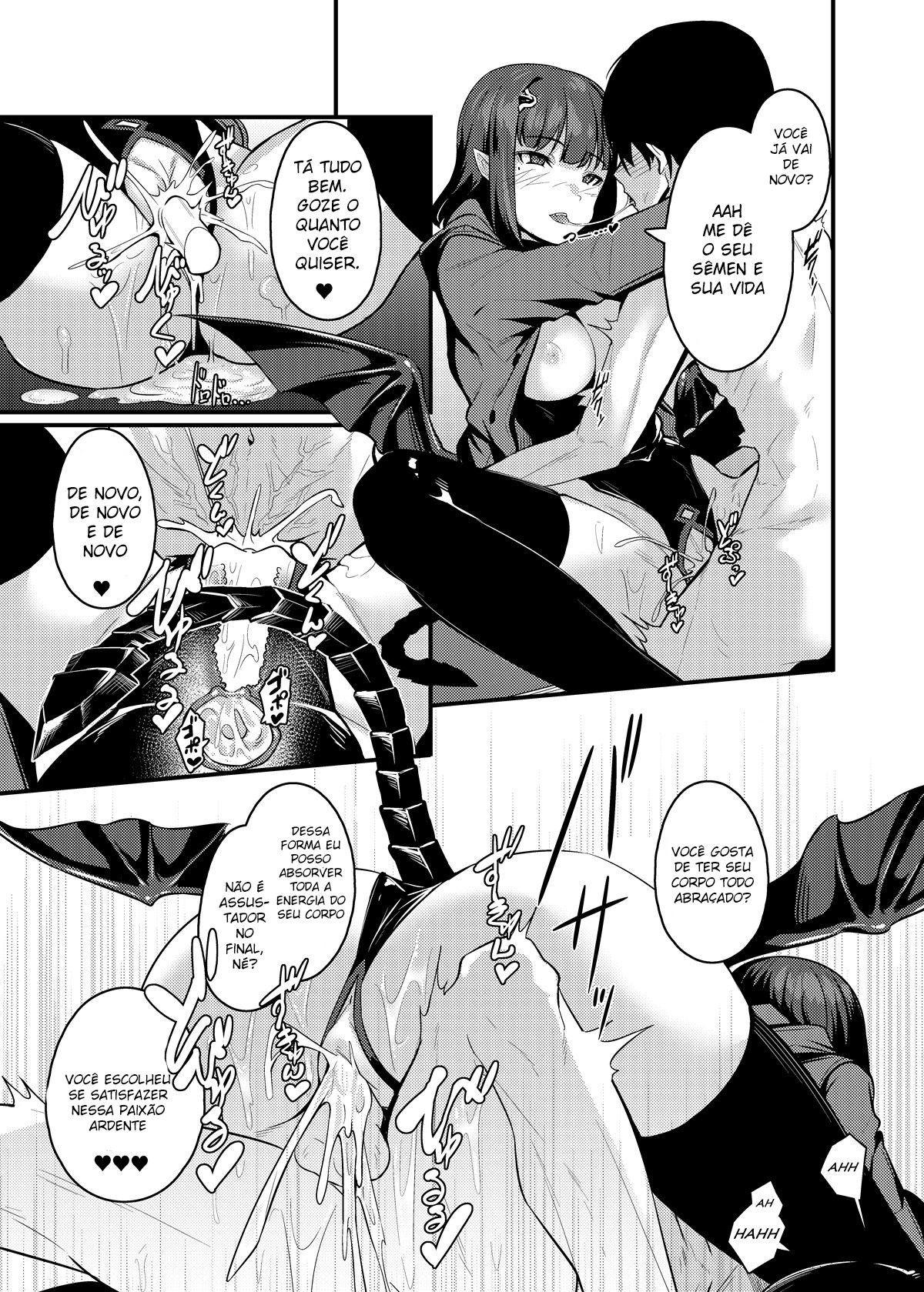Yasashii Succubus-chan to 3
