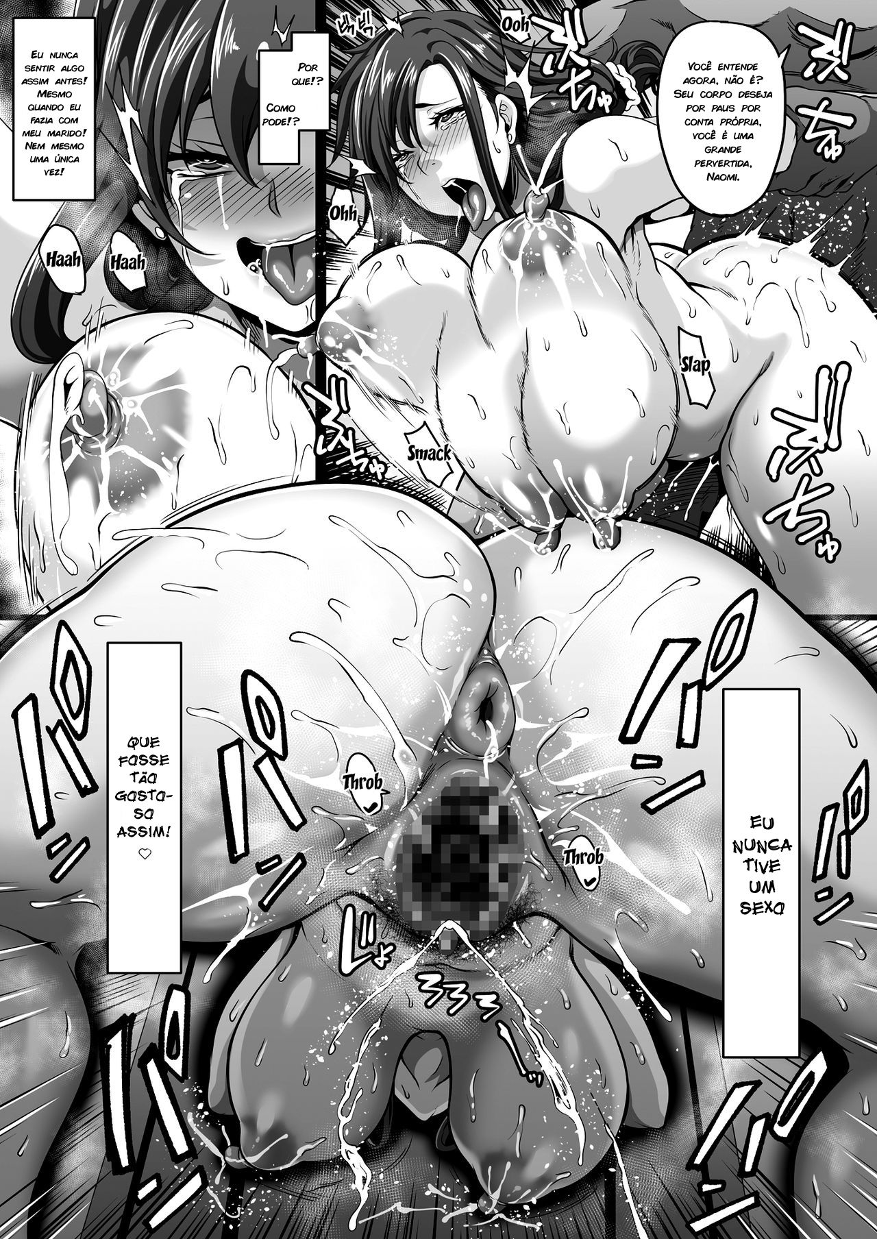 Otonari no Hitozuma o Joushiki Kaihen Appli de Hame Houdai!