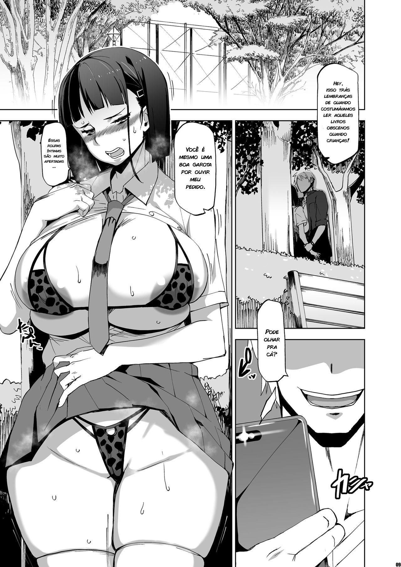 Kimi wa Yasashiku Netorareru