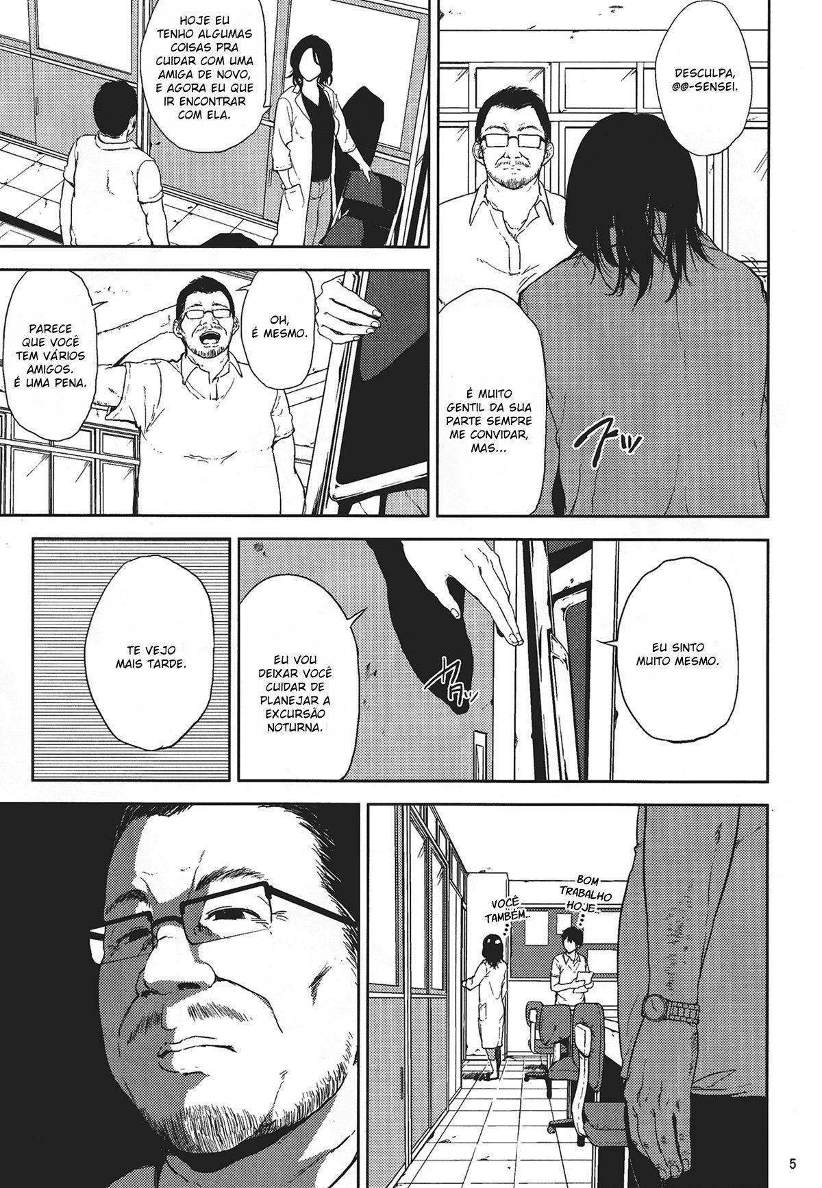 Kurashiki-Sensei Wa Hatsujouki
