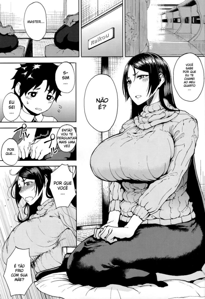 Raikou-san to Motto Motto