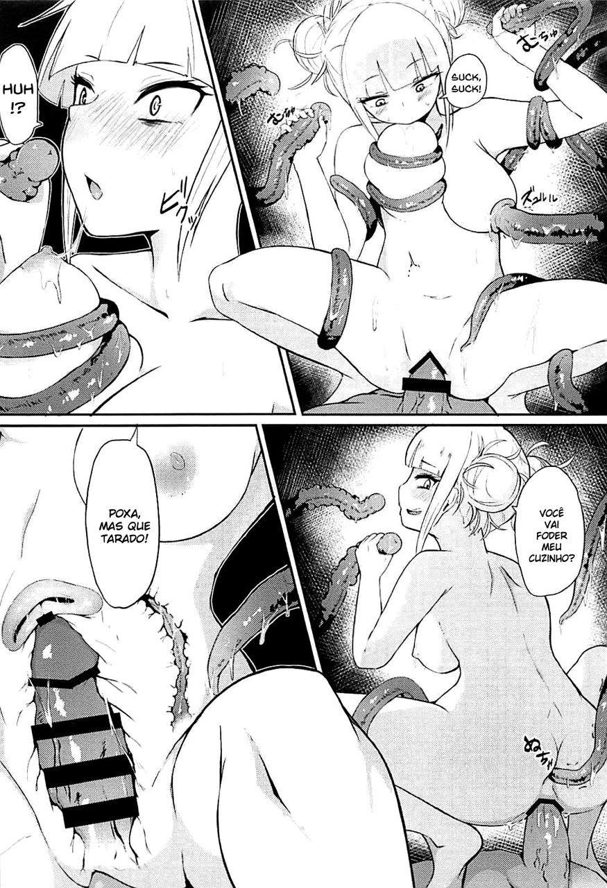 Toga Himiko No Chiuchiu Academia