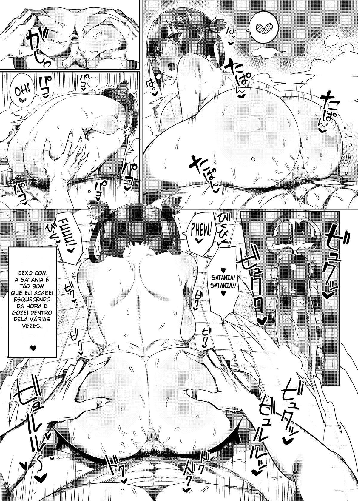Koisuru Dai Akuma