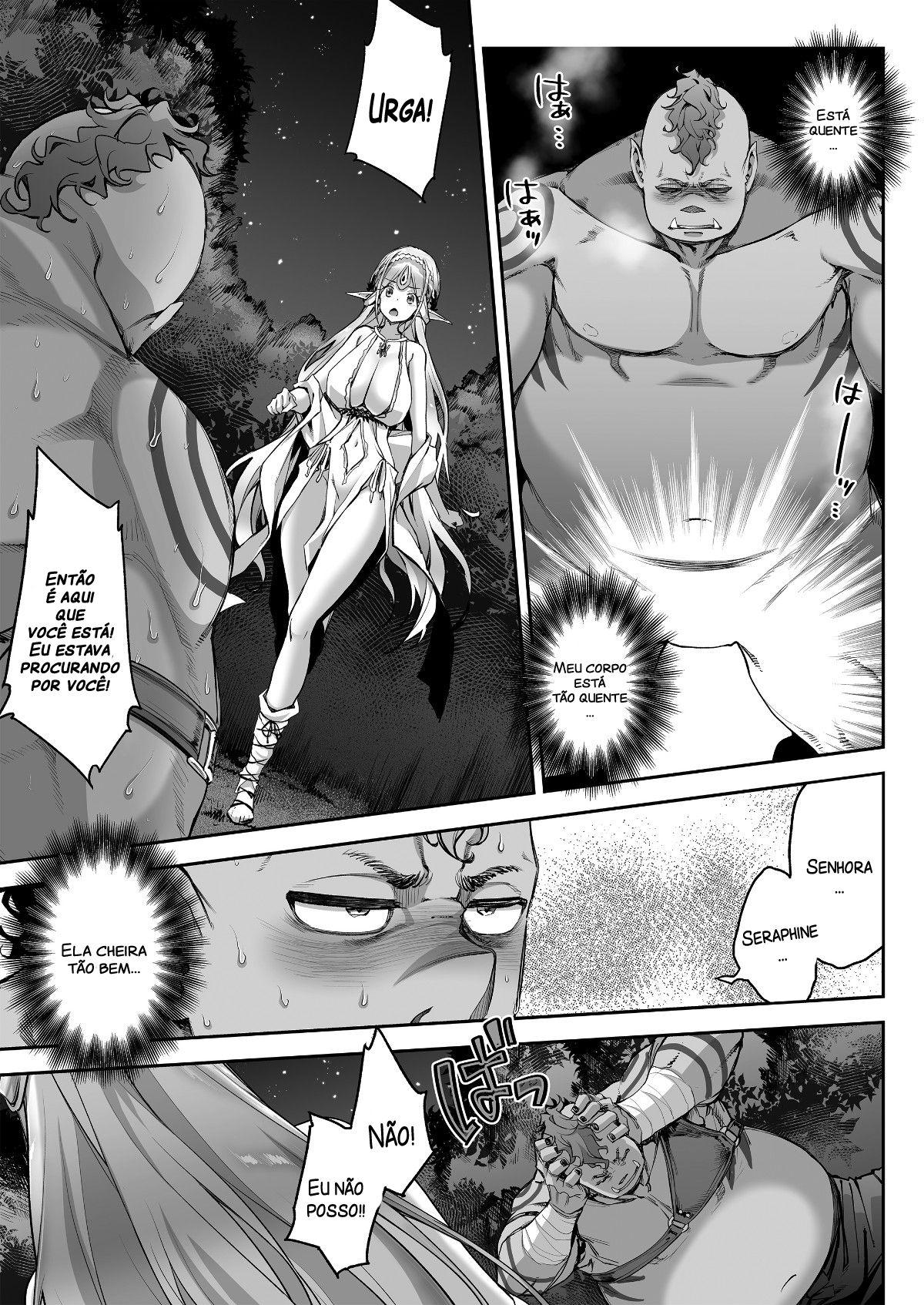 Midara Na Elf-San Wa Orc-Kun Ga Osuki
