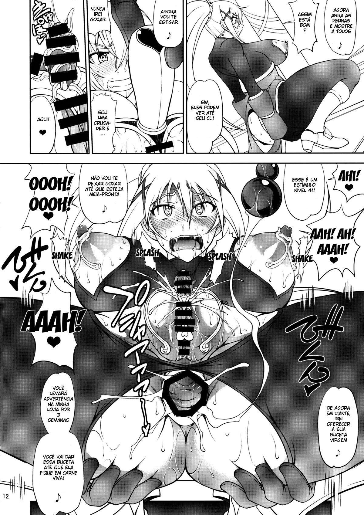 Kono Kuruizaku Junketsu Ni Indou Wo!